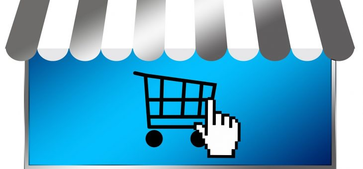 Webwinkel online