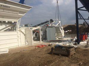 opbouw beton-centrale