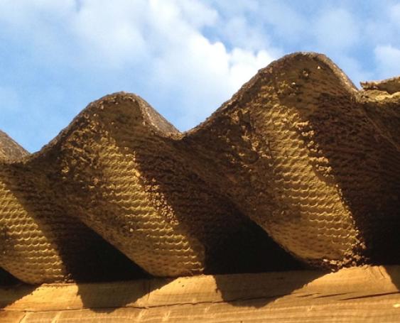 Zeer Hoe herken ik asbest? - Grond- en afbraakwerken WS43